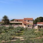 Fabulous eight bedroom detached finca / country house for sale in Crevillent