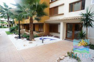 Two double beds, two bath, luxury apartment in La Recoleta Mirando, Punta Prima, just a few metres to the beach