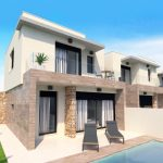 Luxury new build three bedroom, three bathroom property for sale in Torre de la Horadada