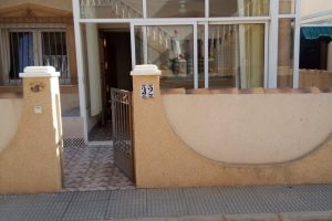Two bedroom ground floor apartment for sale in sought-after La Zenia community