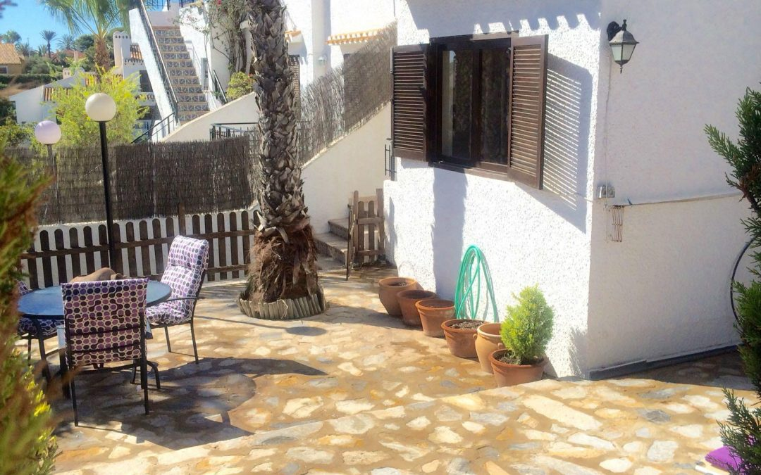 Three bedroom reformed ground floor corner apartment in sought-after Cabo Roig community