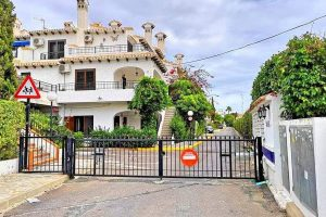 Three bedroom, two bathroom semi-detached property for sale in Cabo Roig