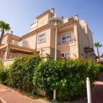 Beautiful three bedroom, two bathroom quad house for sale on popular Miraflores IV community in Playa Flamenca