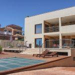 Exclusive five bedroom Spanish beach villa for sale in La Mata