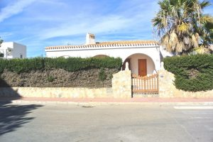 Four bedroom, two bathroom detached villa for sale in sought-after area of La Regia