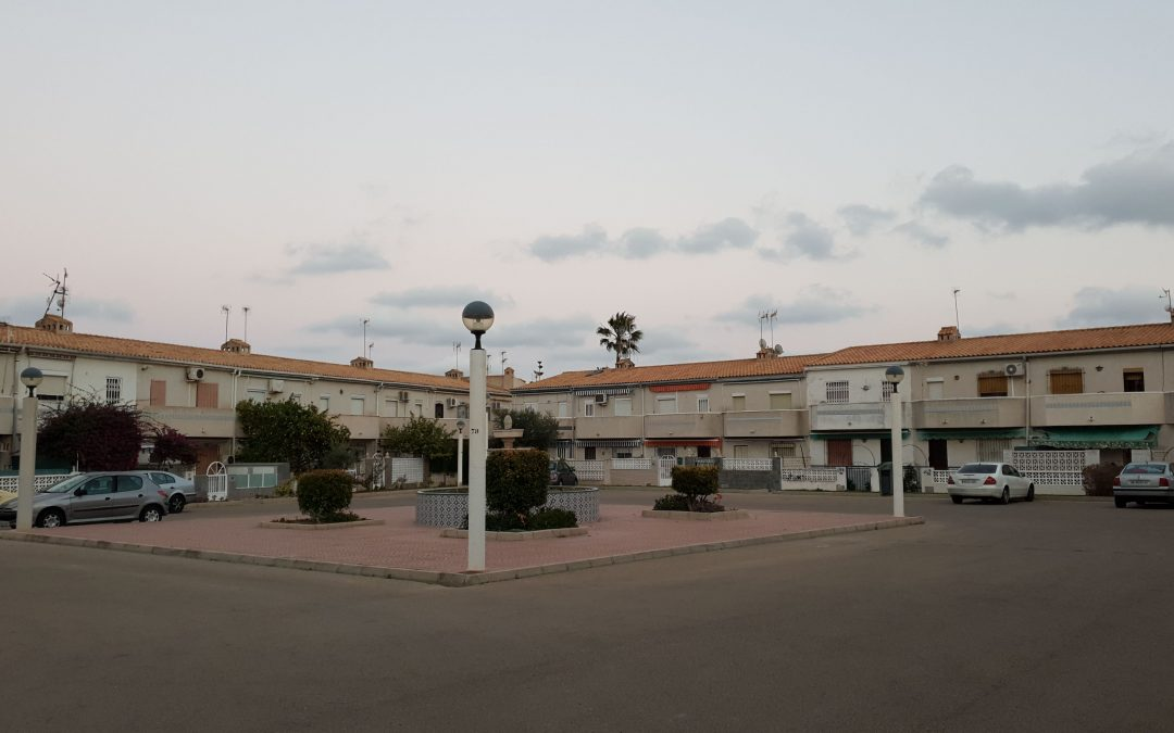 Two bedroom top floor apartment for sale in popular Cabo Roig community