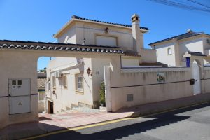 Spacious three bedroom detached villa with beautiful sea views for sale in Blue Lagoon