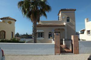Five bedroom, three bathroom detached villa for sale in Los Dolses, Orihuela-Costa