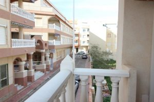 Nice two bedroom, one bathroom apartment for sale close to sandy La Mata beaches