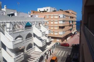 Spacious two bedroom, one bathroom 64m2 apartment for sale in La Mata