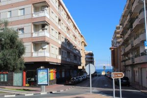 Two bedroom, one bathroom apartment for sale close to sandy beaches of La Mata