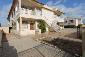 Nice two bedroom ground floor duplex apartment for sale in La Regia