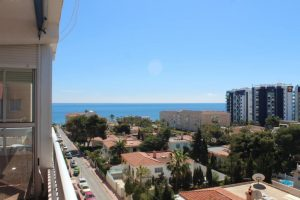 Two bedroom apartment for sale in Punta Prima with beautiful sea views